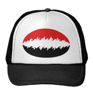Yemen Gnarly Flag Hat