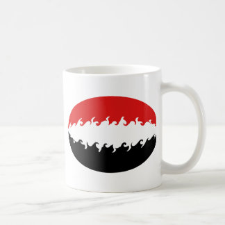 Yemen Gnarly Flag Mug