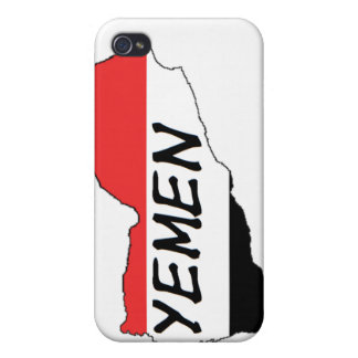 Yemen iPhone 4 Cover
