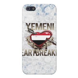 Yemeni Heartbreaker iPhone 5 Cover