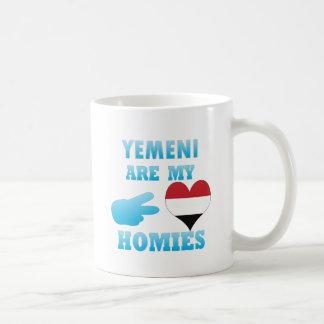 Yemenis are my Homies Mugs