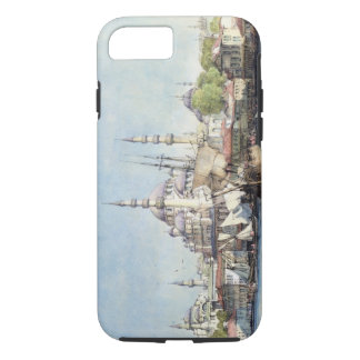 Yeni Jami and St. Sophia from the Golden Horn, pla iPhone 8/7 Case