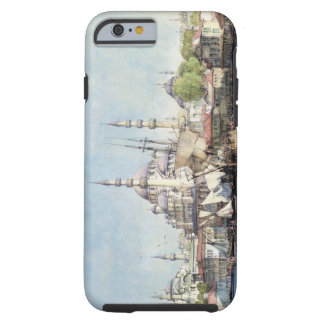 Yeni Jami and St. Sophia from the Golden Horn, pla Tough iPhone 6 Case
