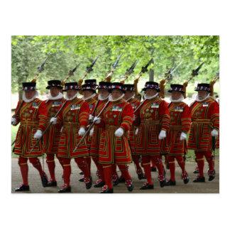 yeoman guard postcard