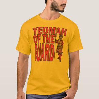 Yeoman of the Guard T-Shirt