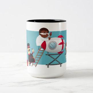 Yeoman Rocket Mug