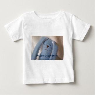 Yep, I'm a Snuggle Bunny. Baby T-Shirt