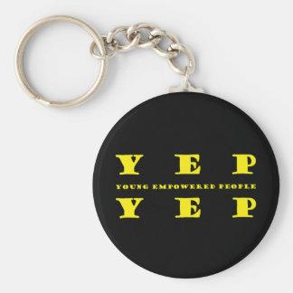 Yep Yep Non Apparel Products Key Ring