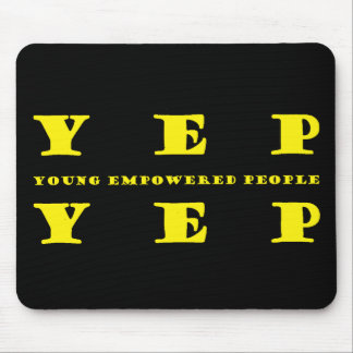 Yep Yep Non Apparel Products Mouse Mat