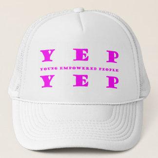 YEP YEP Trucker Hat