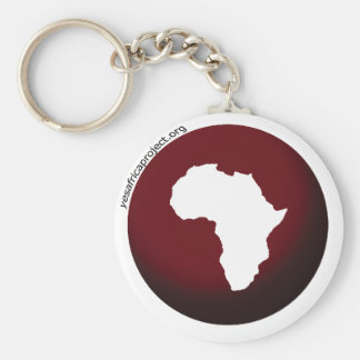 Yes Africa Project Key Chain