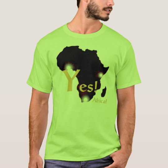 Yes Africa T Shirt