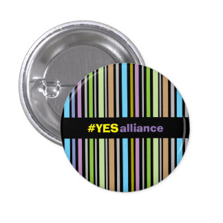 Yes Alliance Scottish Independence Badge Pinback Buttons