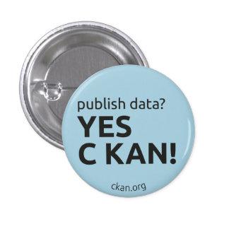Yes C KAN Badge (publish data)