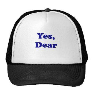 Yes Dear Cap