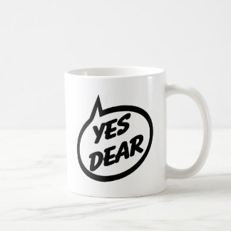 Yes Dear Coffee Mug