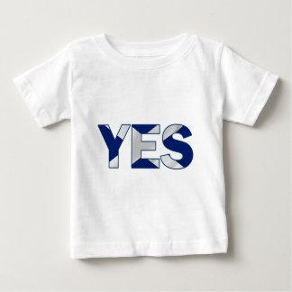 Yes Design Baby T-Shirt