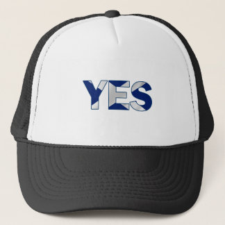 Yes Design Trucker Hat