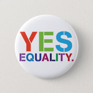 Yes Equality Badge