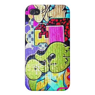 Yes Graffiti iPhone 4 Cover