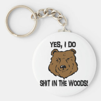 Yes, I do... Basic Round Button Key Ring