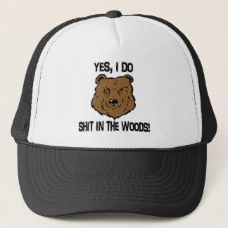 Yes, I do... Trucker Hat