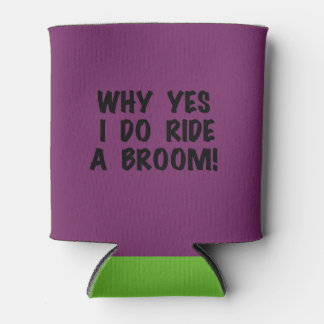 Yes I Ride a Broom