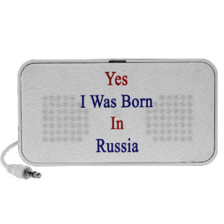 Yes I Was Born In Russia Travel Speaker