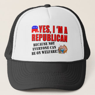 """Yes, I'm A Republican""... Ball Cap"