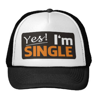 Yes i'm single cap