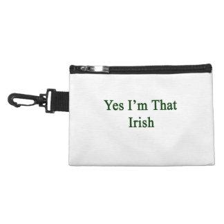 Yes I'm That Irish Accessory Bags