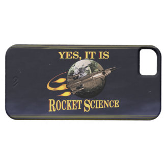 Yes, It Is Rocket Science Barely There iPhone 5 Case