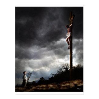 Yes Jesus Loves Me Postcard