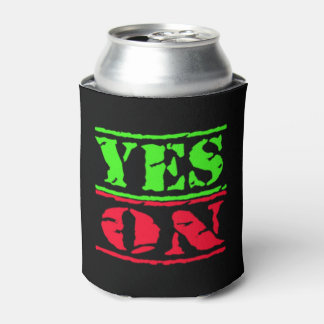 YES/NO CAN COOLER