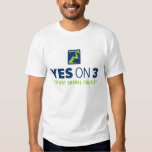 Yes on 3! Short-sleeved T-Shirt
