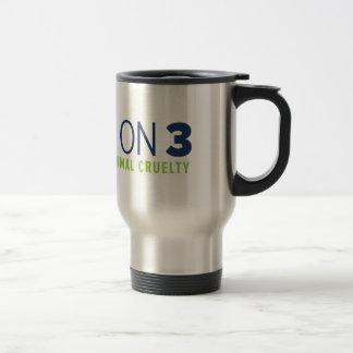 Yes on 3! Travel Mug