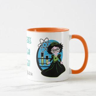 Yes! Princesses DO wear glasses- The Mug! Mug