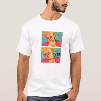 YES Stan Brule Dr. Steve Brule SmashBam T-Shirt