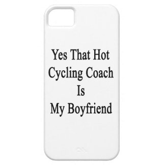 Yes That Hot Cycling Coach Is My Boyfriend Barely There iPhone 5 Case
