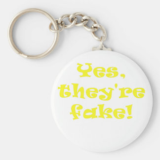 Yes They re Fake Key Chains