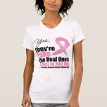 Yes Theyre Fake The Real Ones Tried To Kill Me T Shirts