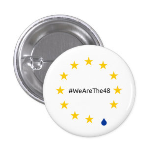 Yes to Europe badge