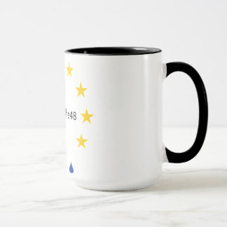 Yes to Europe large mug