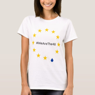 Yes to Europe t-shirt
