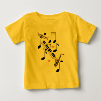 Yes To Jazz Baby T-Shirt