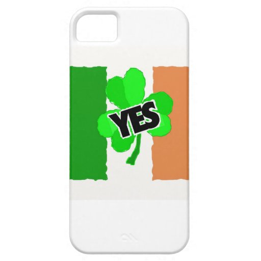 Yes to the Irish. iPhone 5 Cover