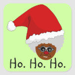 Yes, Virginia, There is a Black Santa Claus