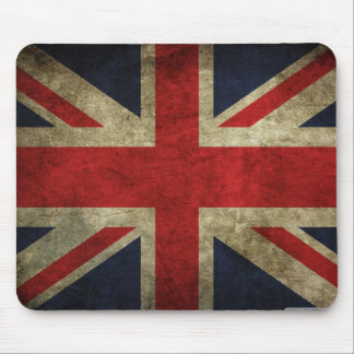 Yes we are British!! Mouse Mat