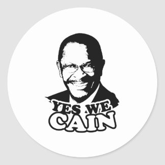 Yes we Cain - Stickers