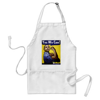 Yes We Can Apron